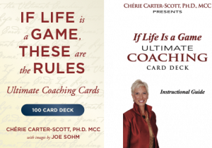 If Life Is A Game, These Are The Rules Card Deck